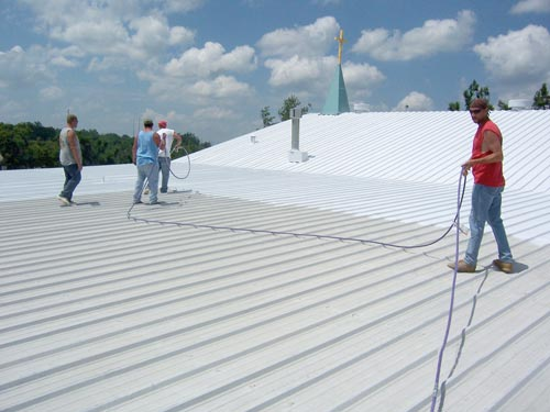 Global Coatings for Commercial and Residential Roofing Market 2021 Revenue and Sales - PPG Industries, Sherwin-Williams, Akzo-Nobel - The Manomet Current