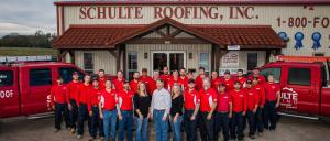 Schulte Roofing - College Station Roofing Team