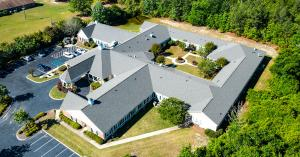 Replace the roof on a senior home by Guy Roofing.